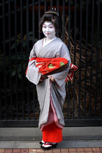 Asakusa Geisha Noriye