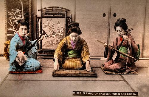 Tokyo Geisha Instruments