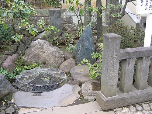 Sengaku-ji well